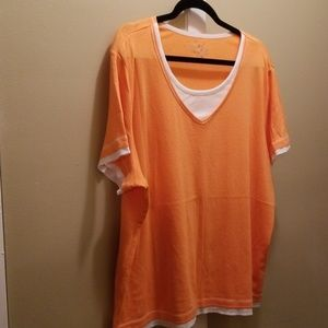 Great for Halloween!! Orange tshirt